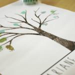 Hochzeitsbaum: Free Printable