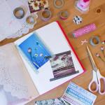 Ein Scrapbook basteln: Anleitung & Ideen