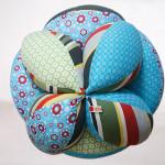 Deko Patchwork-Ball