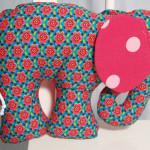 Elefant Kuscheltier / Knistertier