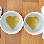 Herztassen für Verliebte