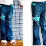 Bootcut-Jeans für Kinder