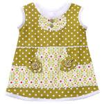 Kinderkleid / Festtags-Kleid