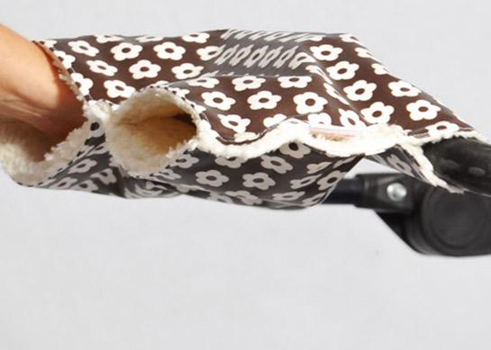 Kinderwagen-Muff / Handschuhe | DIY LOVE