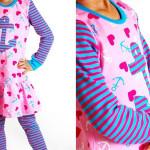 Kleid & Shirt für Kinder