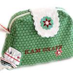 Kulturtasche / KamSnap-Tasche