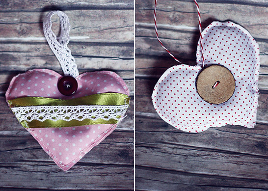 Lavendelsäckchen Diy Love
