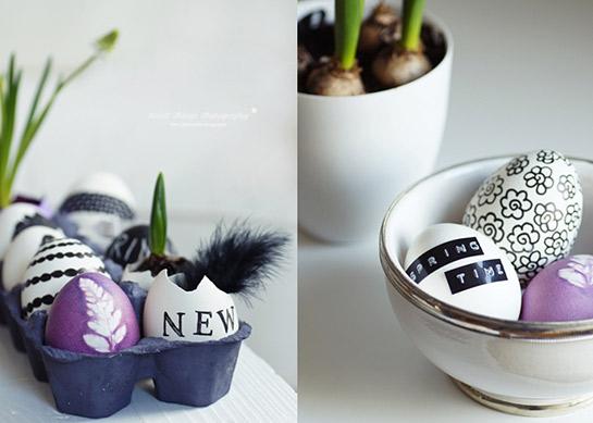 Ostereier dekorieren | DIY LOVE
