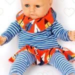 Nähschule: Puppenkleidung nähen