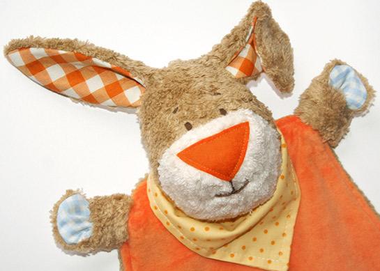 Schnuffeltuch Hase Diy Love