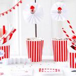 Zirkus-Party Dekoration