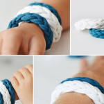 Armband (Finger-Stricken)