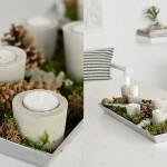 Kerzenhalter aus Beton