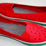 Melonen-Schuhe
