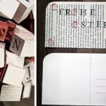 Gestempelte Postkarten zu Ostern