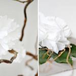 Blüten aus Papier