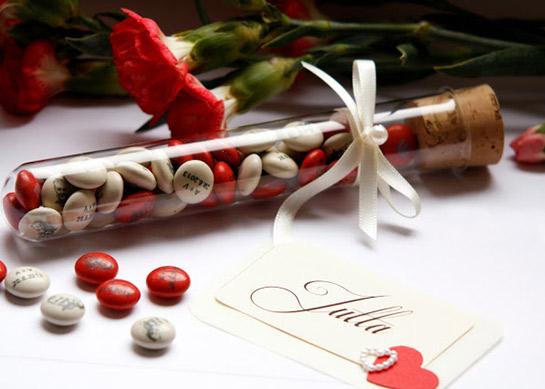 Tischkarten zur Hochzeit  DIY LOVE