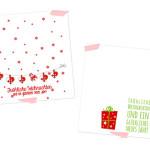 Weihnachts-Gutscheine (Printable)