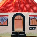 Spielhaus und Betthimmel
