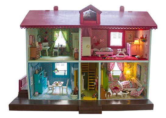 Puppenhaus Diy Love
