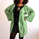 Oversized Cardigan / Strickjacke