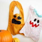 Halloween Gespenster Tasche