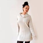 DIY Pullover Kleid