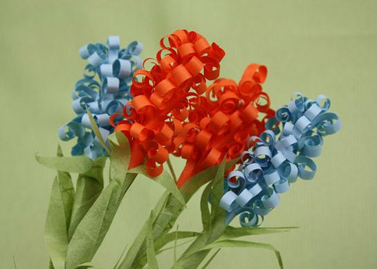 Blumen Aus Papier Basteln blumen aus papier basteln diy