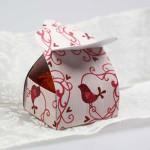 Einzelne Praline schön verpacken
