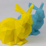 3D Osterhase
