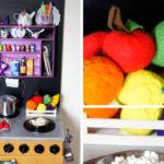 Kinderküche upcyceln