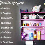 How to upcycle in 8 Schritten