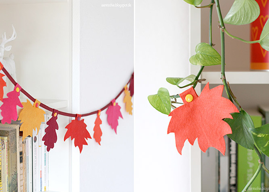 Herbst  DIY LOVE