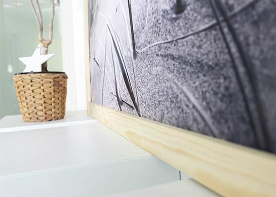 rahmen selbst bauen diy love. Black Bedroom Furniture Sets. Home Design Ideas
