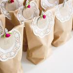 Gastgeschenke für die Hochzeitsgäste