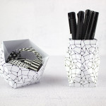 Origami Utensilo + Geo Ball Freebies