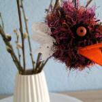 Lustige Wuschel-Vögel