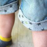 Aus Jeans eine Shorts machen
