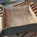 Körbchen aus Snappap und Kork