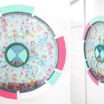 Wandspielzeug für das Kinderzimmer