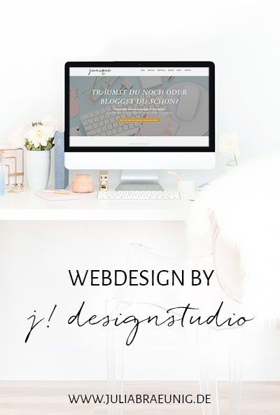 Webdesign by j! designstudio